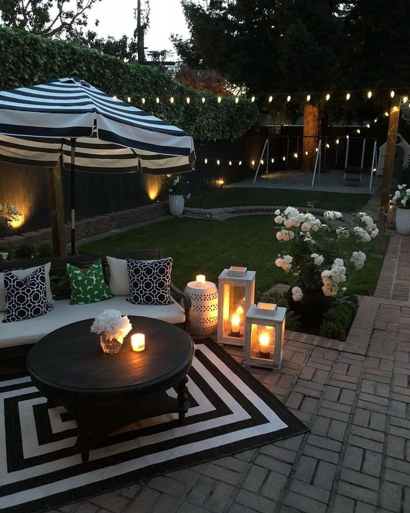 52 Small Backyard Patio Ideas On a Budget - Anchordeco.com