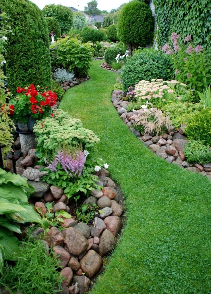 58 most amazing side yard landscaping ideas to beautify
