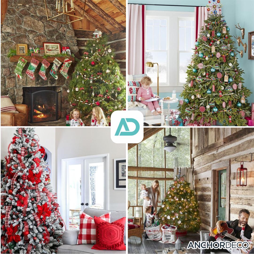 36 Most Beautiful Diy Christmas Tree Decoration Ideas Anchordeco Com